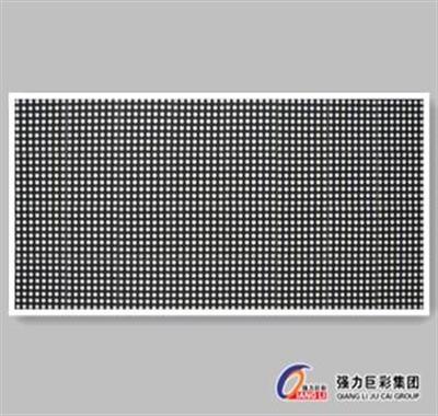 室内P5单色单元板