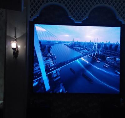 P4室内全彩显示屏