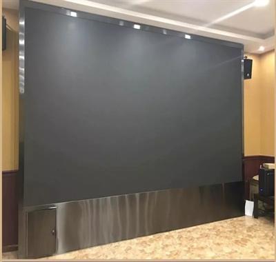武汉启兴光电承制--室内全彩P1.8小间距、P2.5、户外P5交付使用!